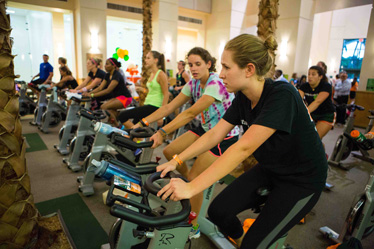 Ride DCC Spin-A-Thon
