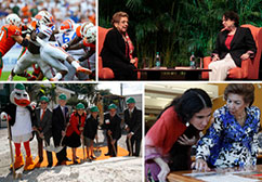2013: A Year of Triumphs, Marquee Visits and Transformative Change