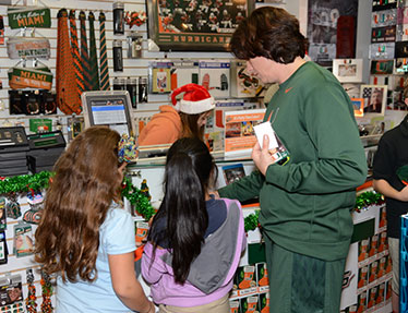 Kids in Need on allCanes Shopping Spree