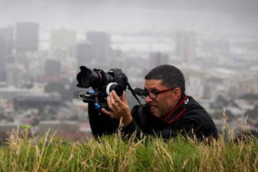 Filmmaker Professor Edmund Talavera