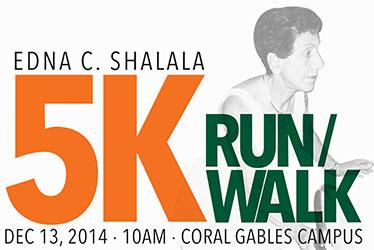 Edna C. Shalala 5K Run/Walk
