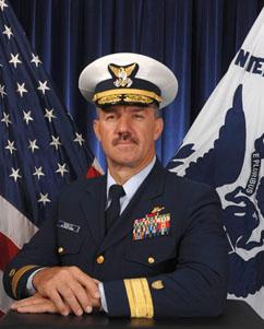 Rear Admiral Karl Schultz