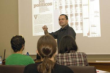 Professor Alberto Cairo