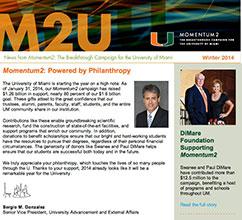 M2U Newsletter