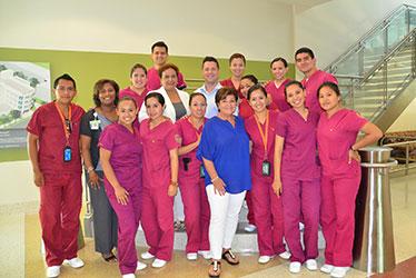 Nurses from Mexico