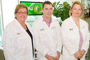 Margaret A. Pericak-Vance, Ph.D., Gary Beecham, Ph.D., and Eden Martin, Ph.D.