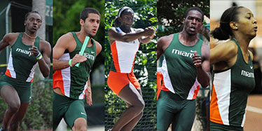 UM Track Honor Students