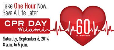 CPR Day Miami