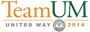 Team UM United Way Logo