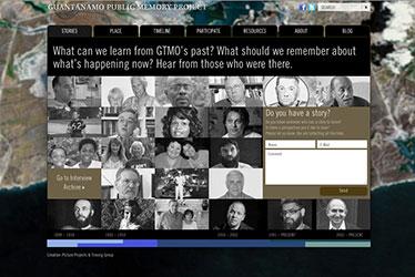 Guantánamo Public Memory Project