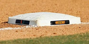 UM Baseball Base