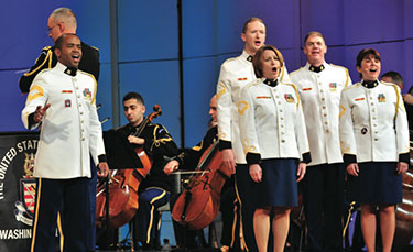 U.S. Army Voices