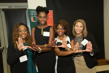 Black Alumni Scholars Reception