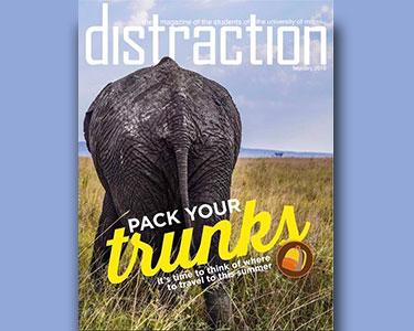 Distraction magazine