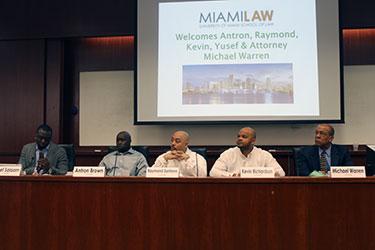 Panel of Exonerees