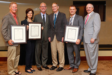 Provosts Award Recipients