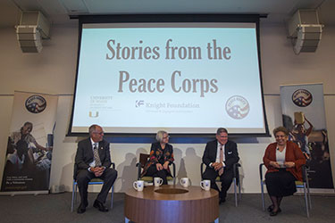 Peace Corps Event