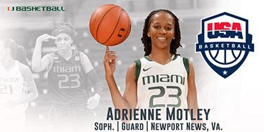 Adrienne Motley